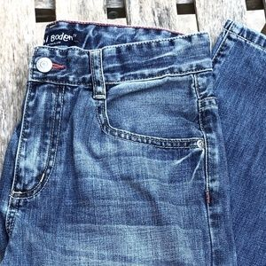 MINI BODEN Boy's Adventure {Straight Jeans} 12Y